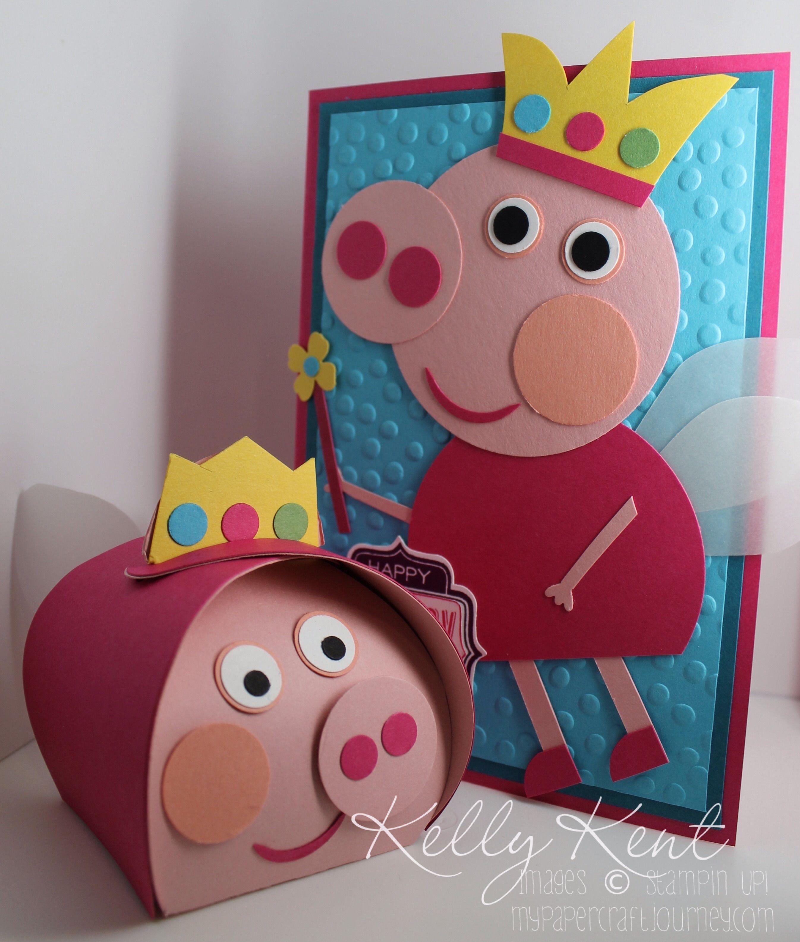 Peppa Pig The Fairy Princess Keepsakes