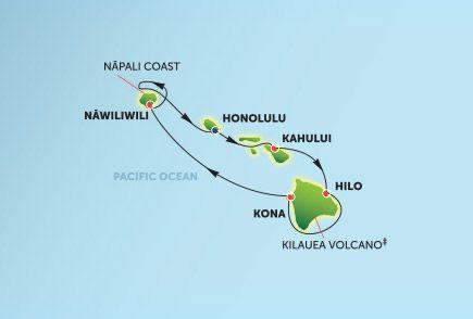 Hawaii Celebration Norwegian Cruise Line Living Rooms - Hawaii cruise deals