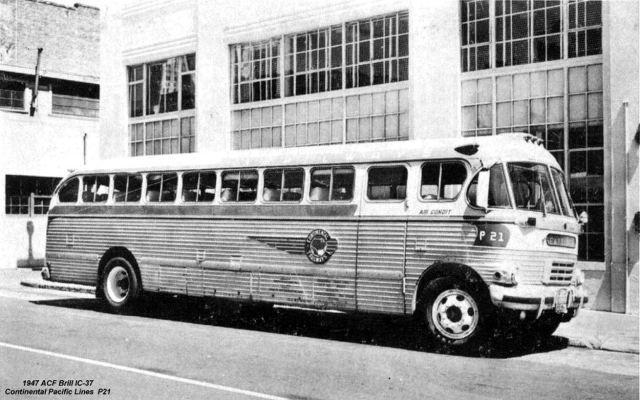 1947 ACF Brill IC-37