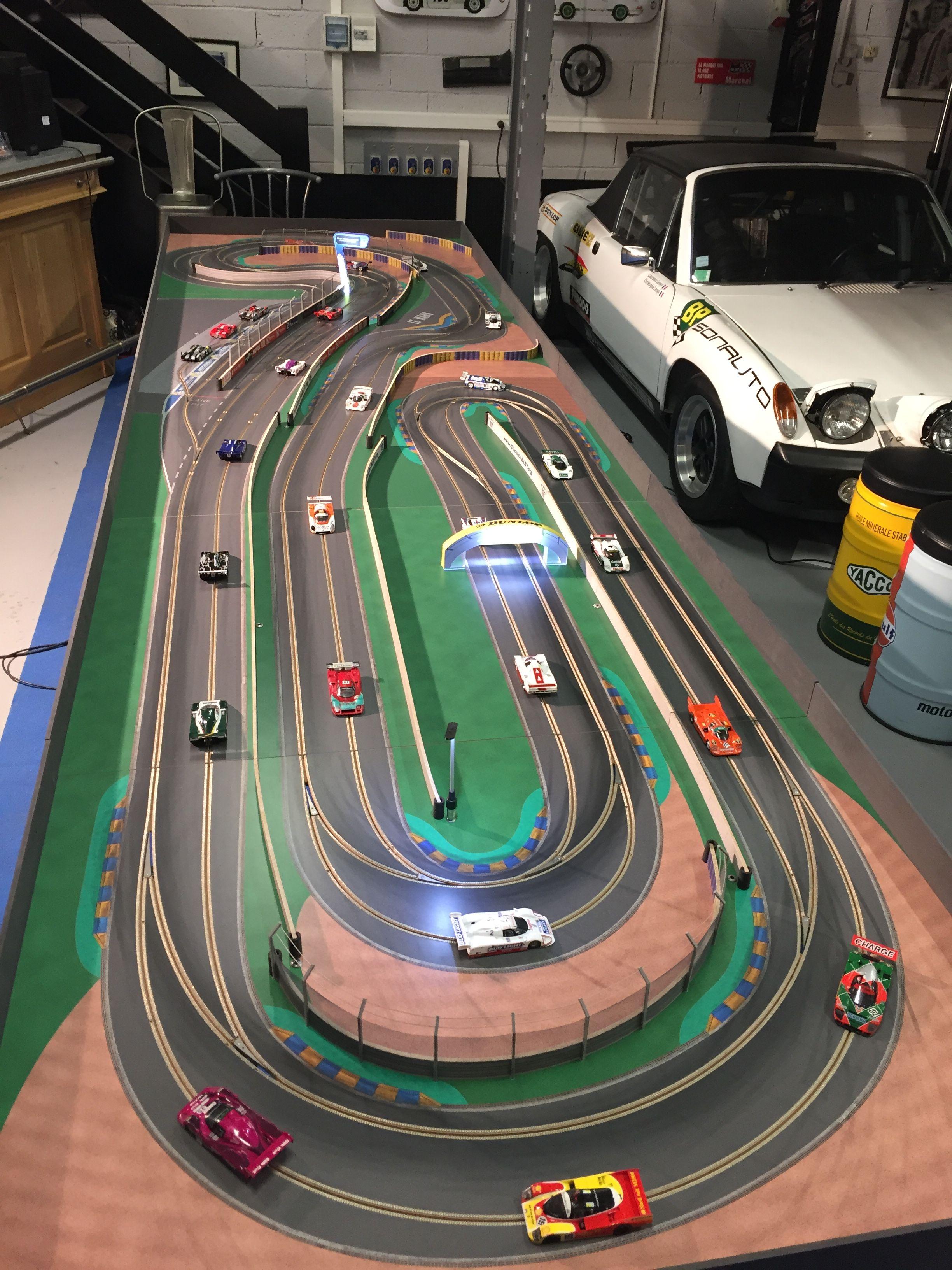 Carrerarennbahn Slot Cars Slot Car Tracks Ho Slot Cars