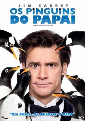 Os Pinguins Do Papai Bdrip Dual Audio Com Imagens Filmes