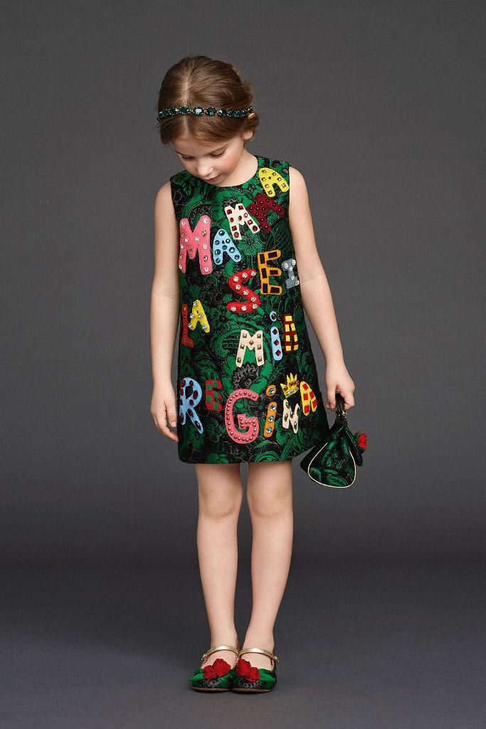 90b8bac7 Milan Fashion Week Spring Summer 2016 | Young Ladies Fashion | Kids ...