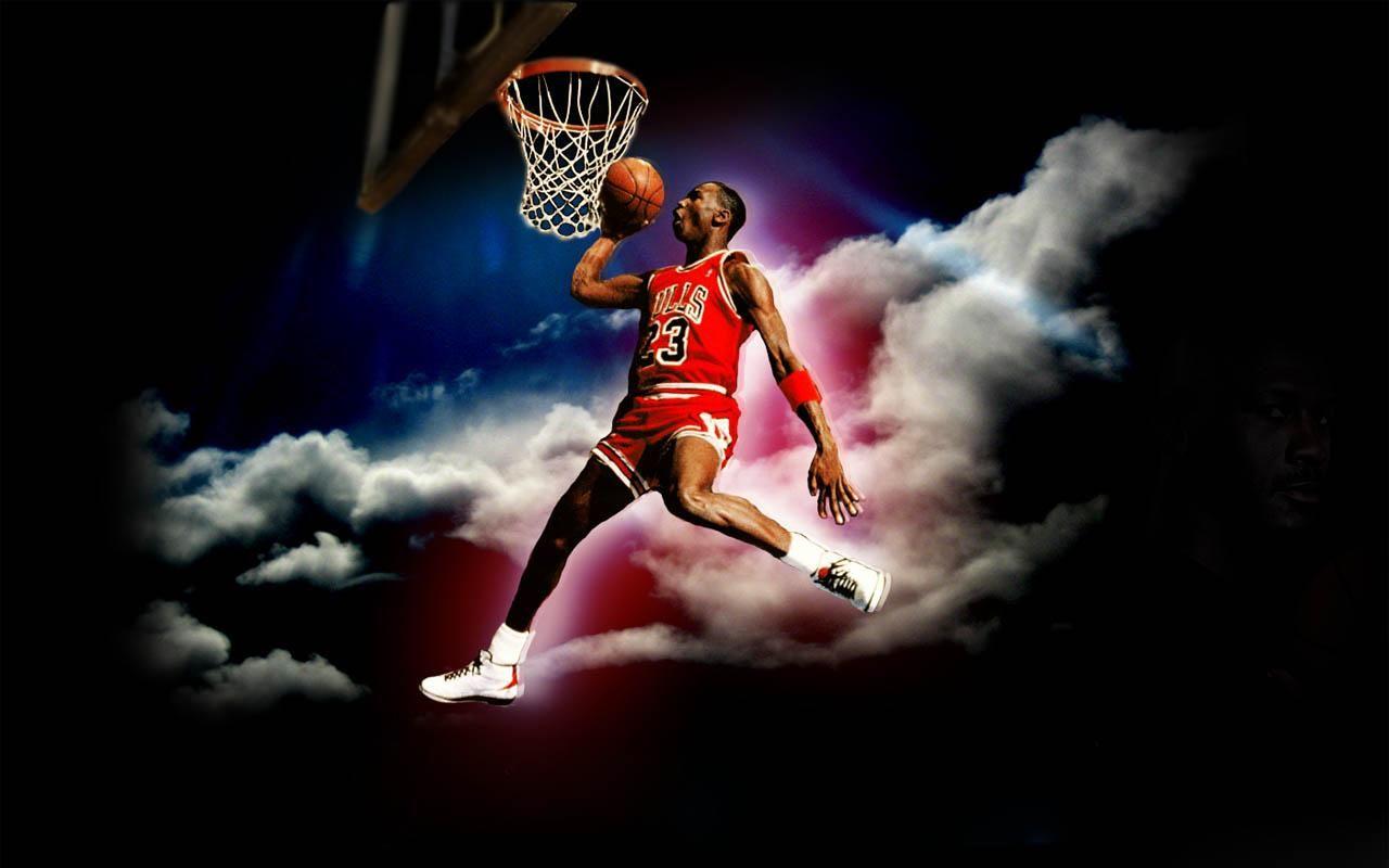 Download Wallpaper x Michael jordan Basketball Logo Игрушки