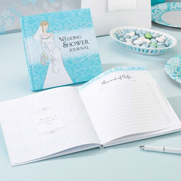 Wedding Shower Keepsake Journal And Gift Book Lillian Rose Bk620 At Favors Unlimited