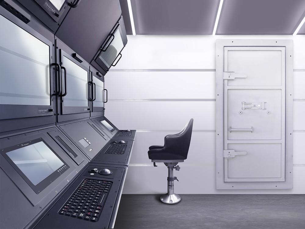 MFC08 C&C Elesia in 2020 Console, Installation