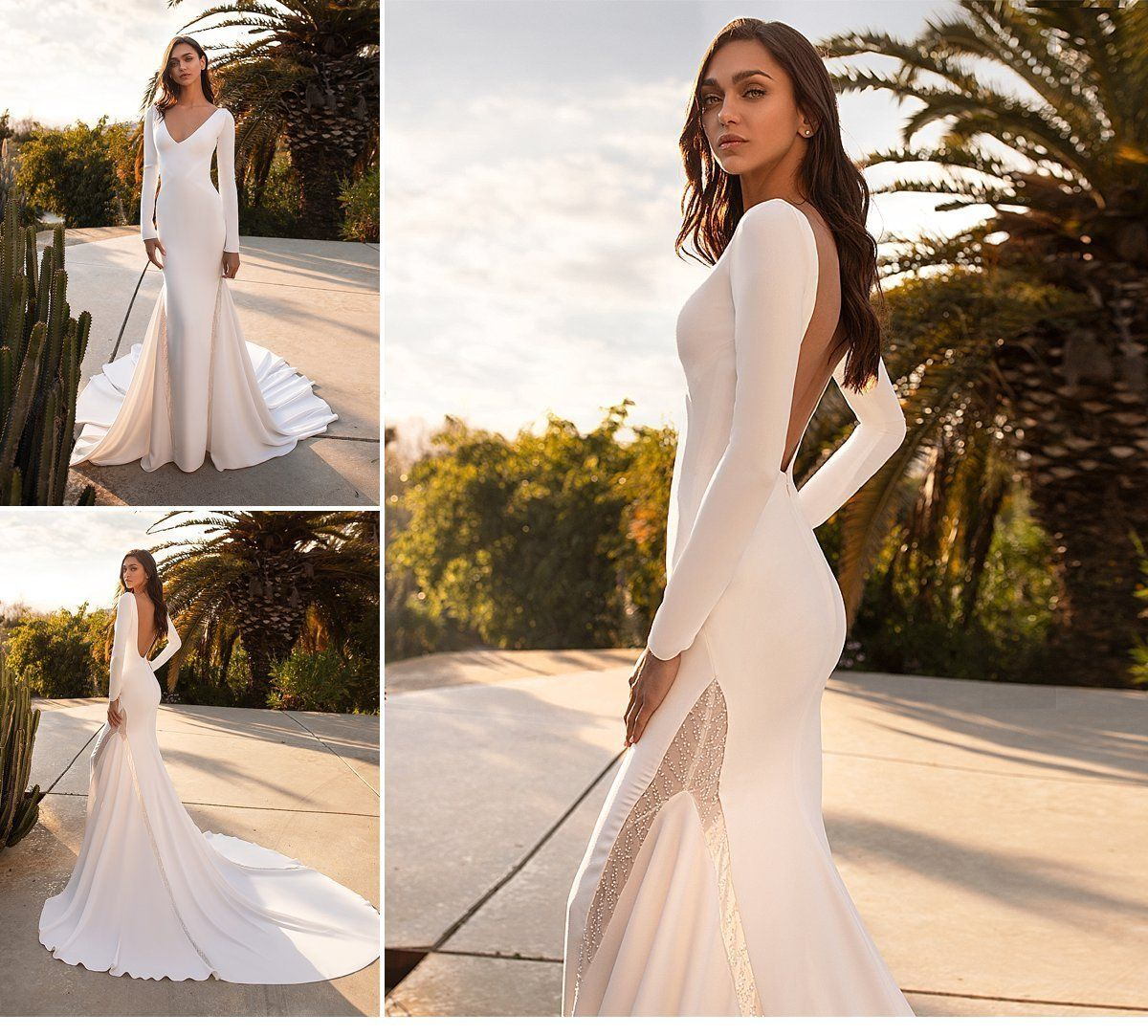 Pronovias Garden Wedding Bridal Dresses 2020 Www Amberandmuse