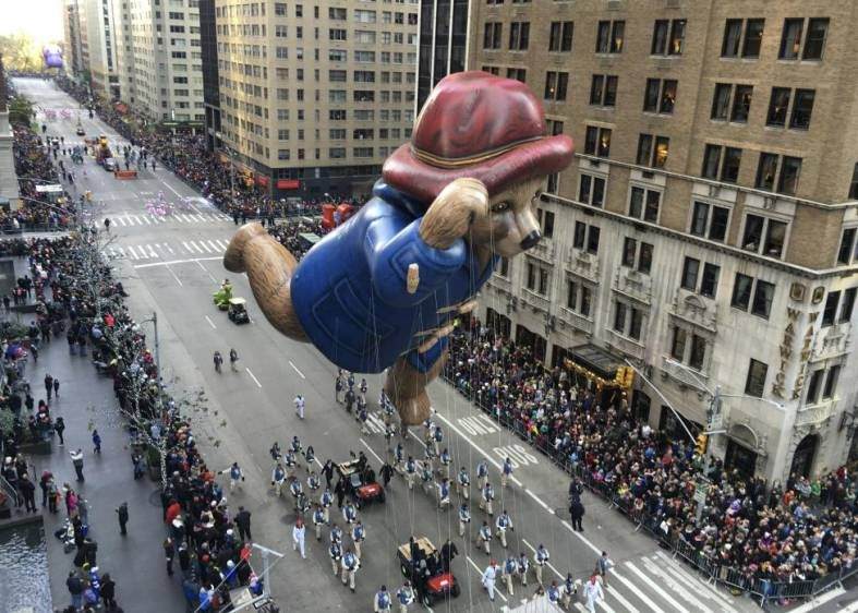 Desfile Del Día De Acción De Gracias Accion De Gracias Dia De Accion De Gracias Desfiles