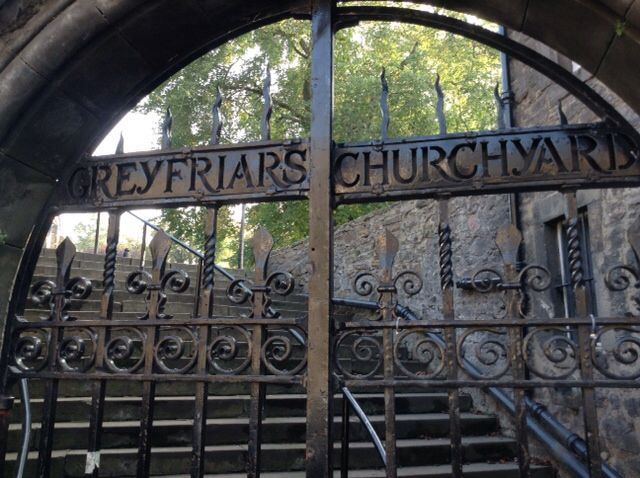 Gates to Greyfriars