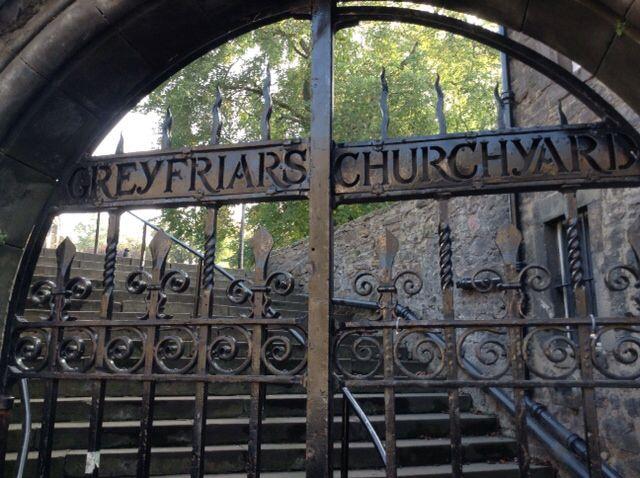 Gates to Greyfriars