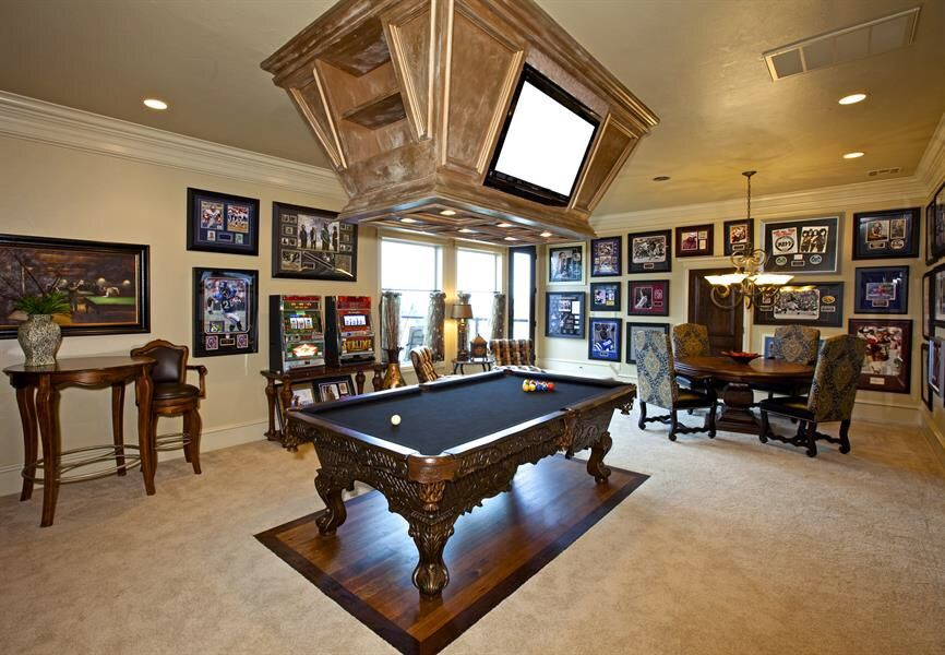 gamerooms image by level 2 billiards video game room on video game room ideas for adults id=91862