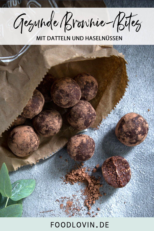 Brownie Bites – so schokoladig!