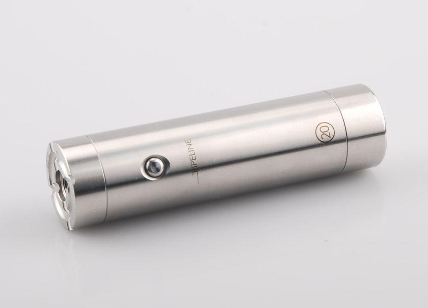 Pipeline Pro Short Version par Pipeline, MOD électronique très haut de gamme, à courant alternatif. Disponible en version 18500 ou 18650, usiné intégralement en Allemagne - Le Coin des Experts/Les MODs électroniques - EspaceVap' - Cigarette Electronique, E-liquide et accessoires