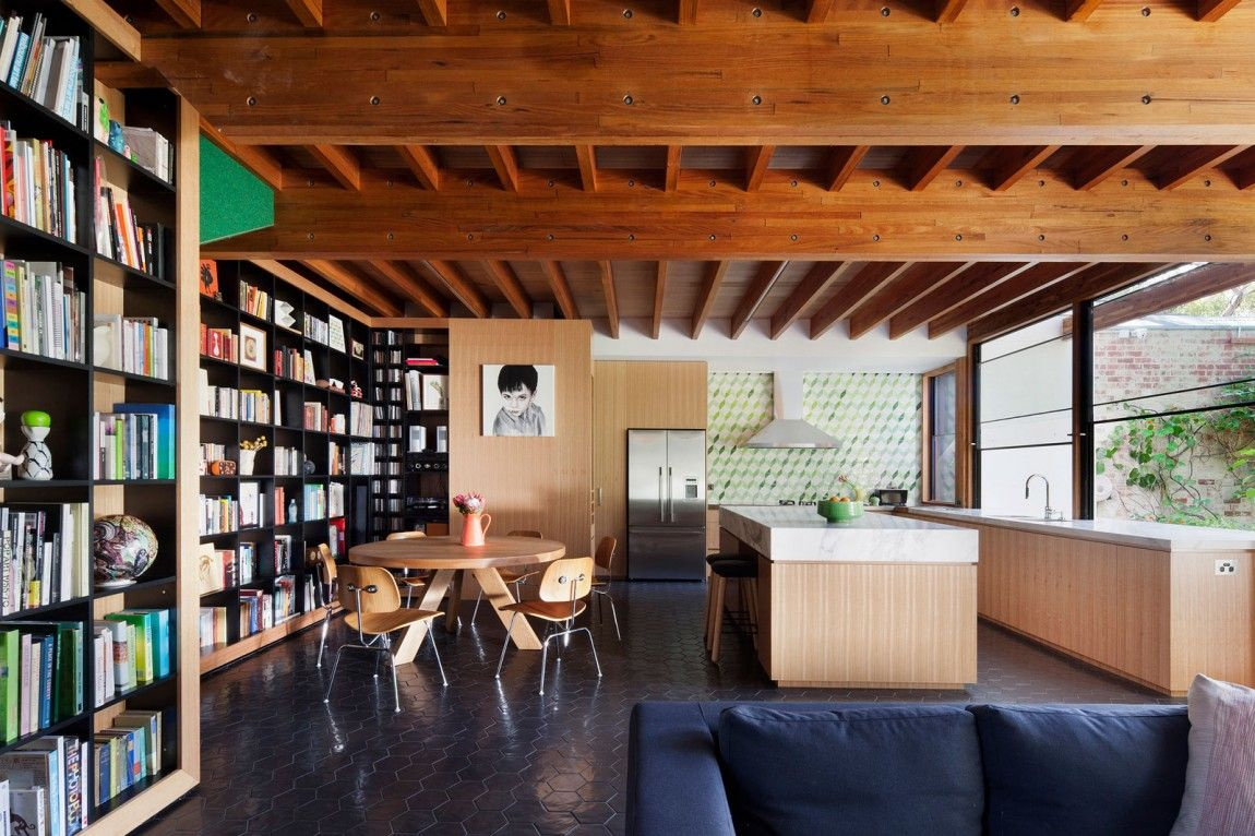 Doll\'s House by BKK Architects (5) | Home DSNG | Pinterest ...