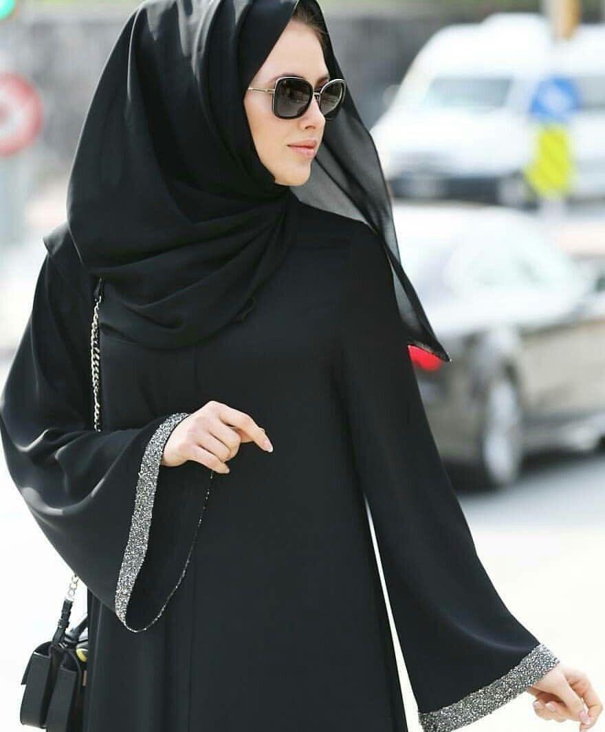 Pin By Ynot Handmade On Elbise Modelleri Abayas Fashion Fashion Abaya Fashion