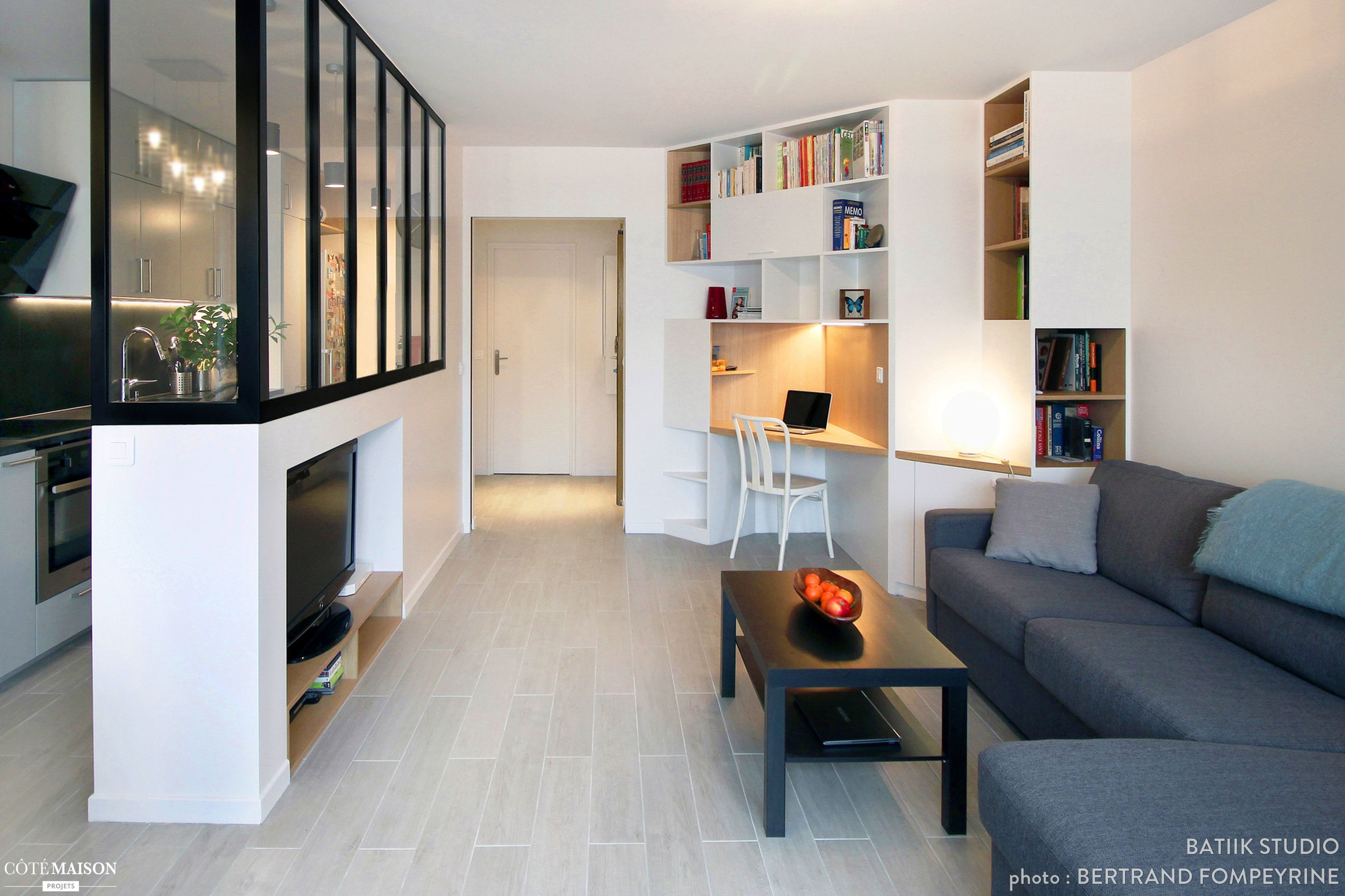 amenagement appartement annee 70