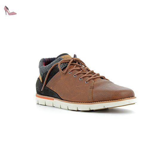 cuir ESTHETE Chaussures TBS Sneakers hommes TBS en OkuXiZP