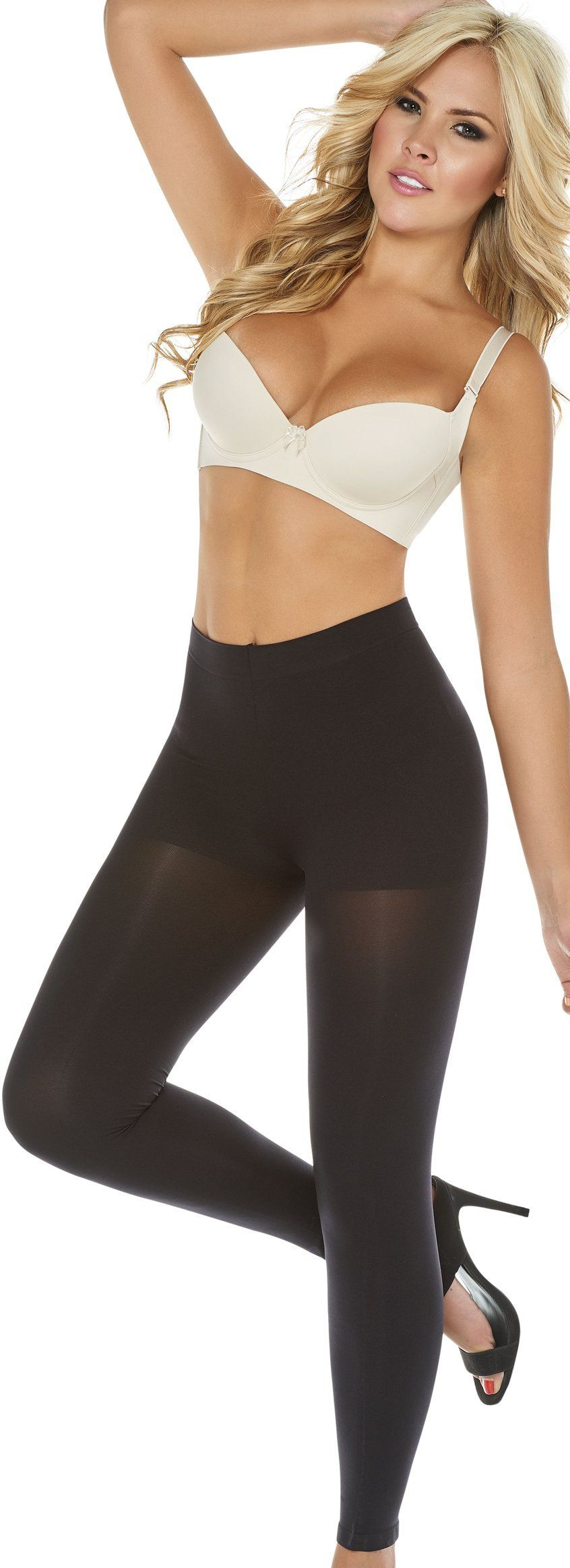 94c95346b3 ShapEager Body Shaper Shapewear Seamless Shaper BioCrystals Leggins Faja --  Details can be found by clicking on the image. (Note Amazon affiliate link)
