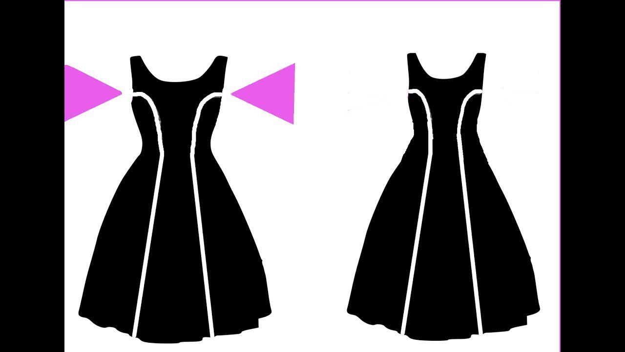 kleid enger nähen | kleider, neues kleid, kleiderschnitte