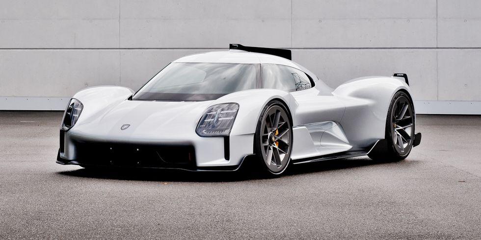 Porsche Reveals 919 Hybrid Street Car Concept - Secret Concepts