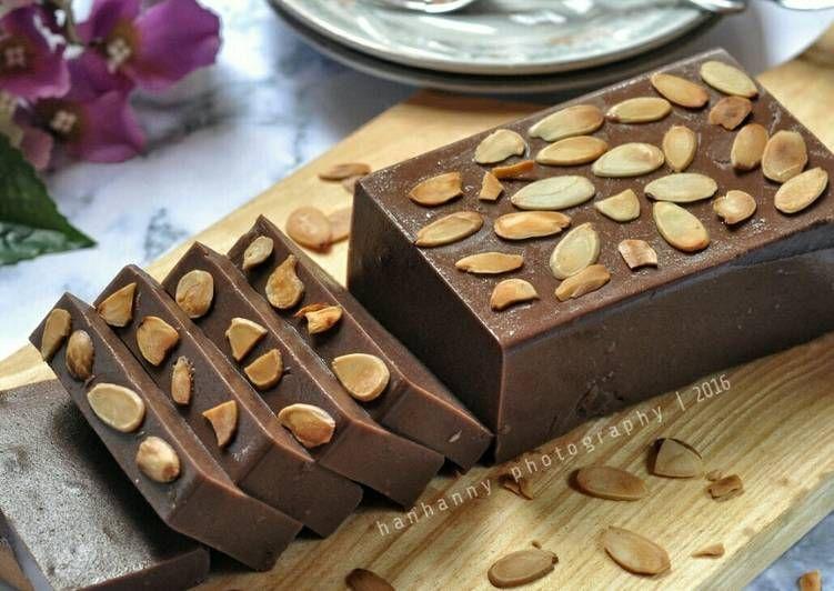 Resep Puding Brownies Oleh Hanhanny Resep Di 2020 Puding Brownies Resep