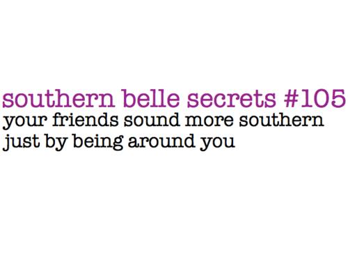 southern belle secrets #105
