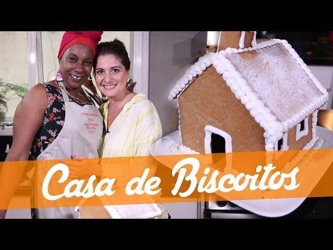 Casa De Biscoitos Carol Fiorentino E Tathianne Receita Bake