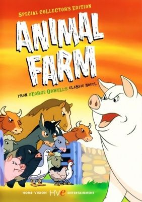Animal Farm Movie Poster 1954 Poster Buy Animal Farm Movie Poster 1954 Posters At Iceposter Com Mov Animal Farm George Orwell Farm Animals George Orwell