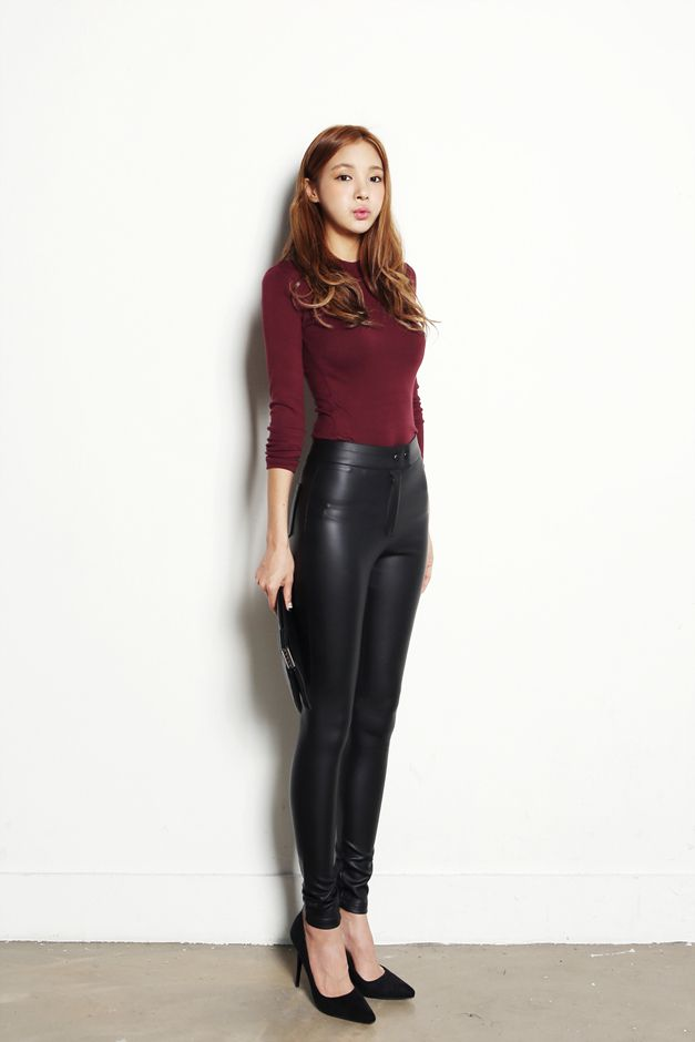 Luxury 31 Fall Outfit 2016 Ideas With Black Leather Pants  Fashion Craze