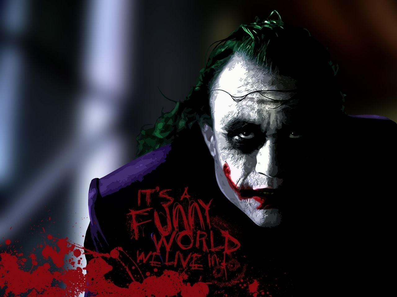 The Dark Knight Quotes: Quote From The Dark Knight