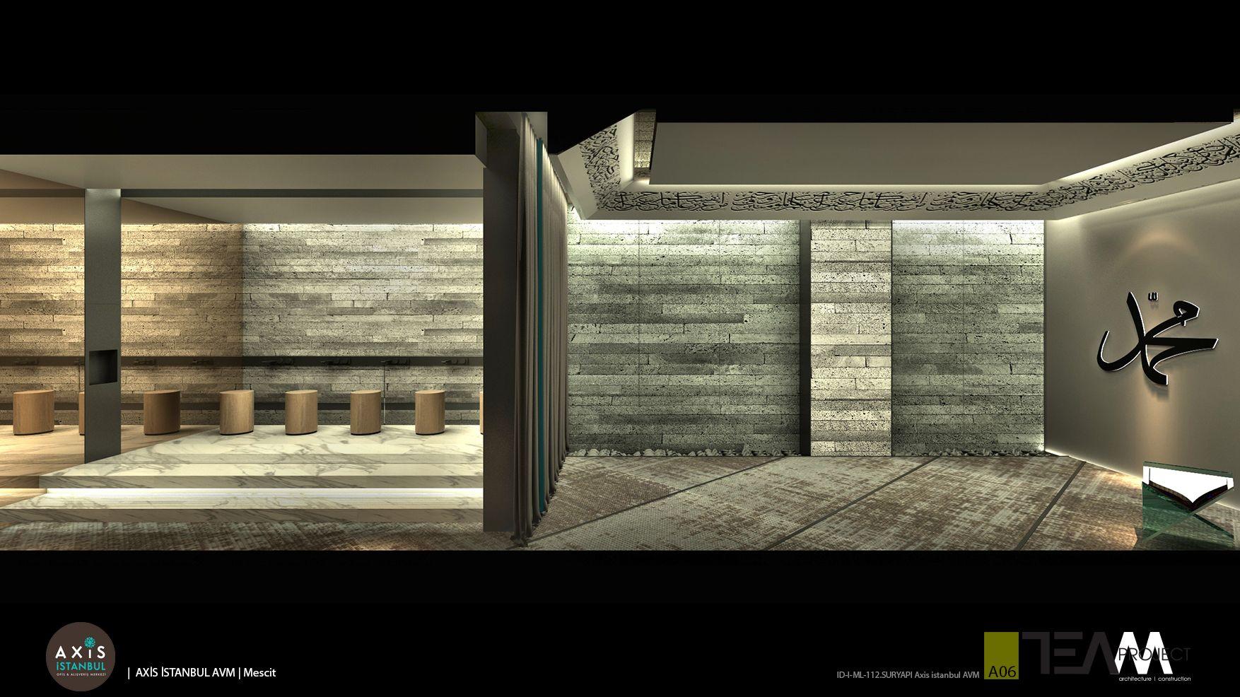 #architecture #interiordesign #design #içmimari #tasarim #mescit #mimarlık #icmimarlik #team #proje