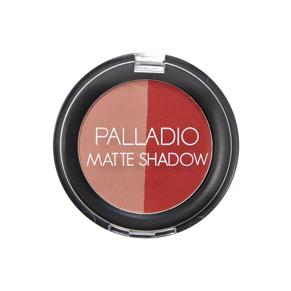 Palladio - Matte Duo Eye Shadow, Soiree, .21 oz