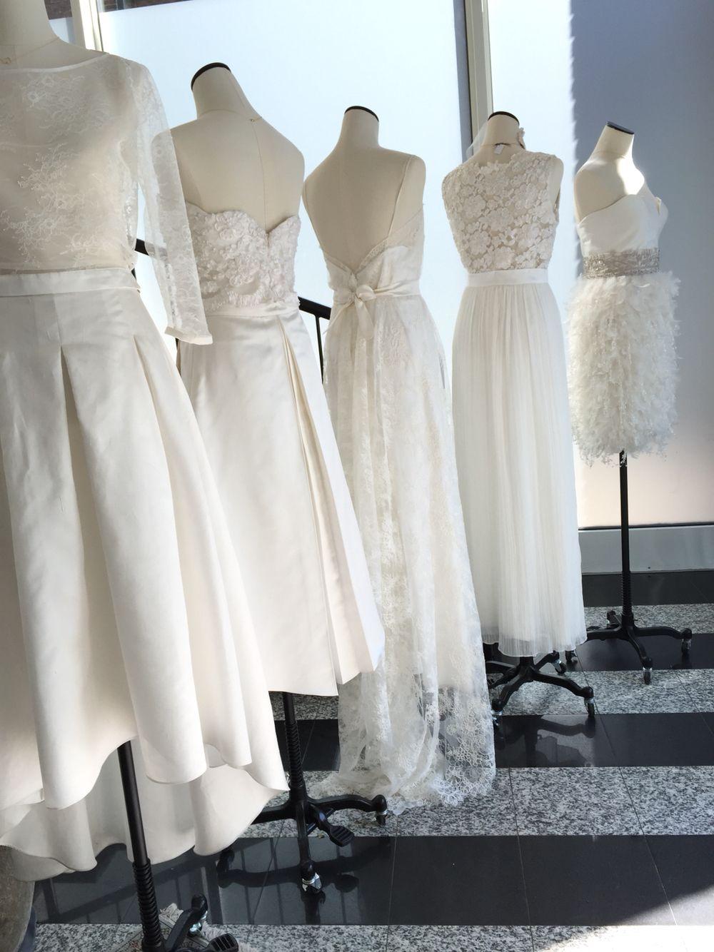 Wedding Isi Lieb Bridal Collection Showroom & Atelier Düsseldorf