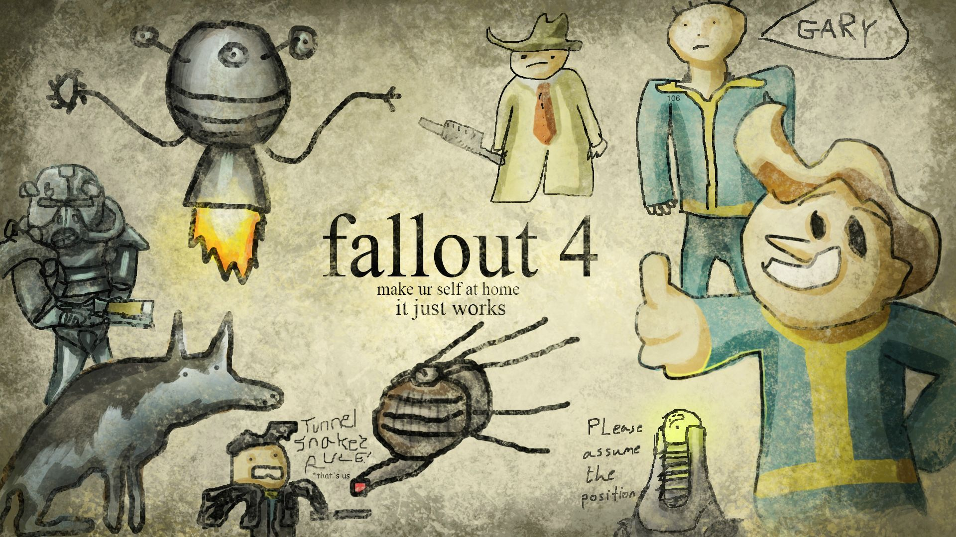 Image For Fallout 4 Wallpapers Free