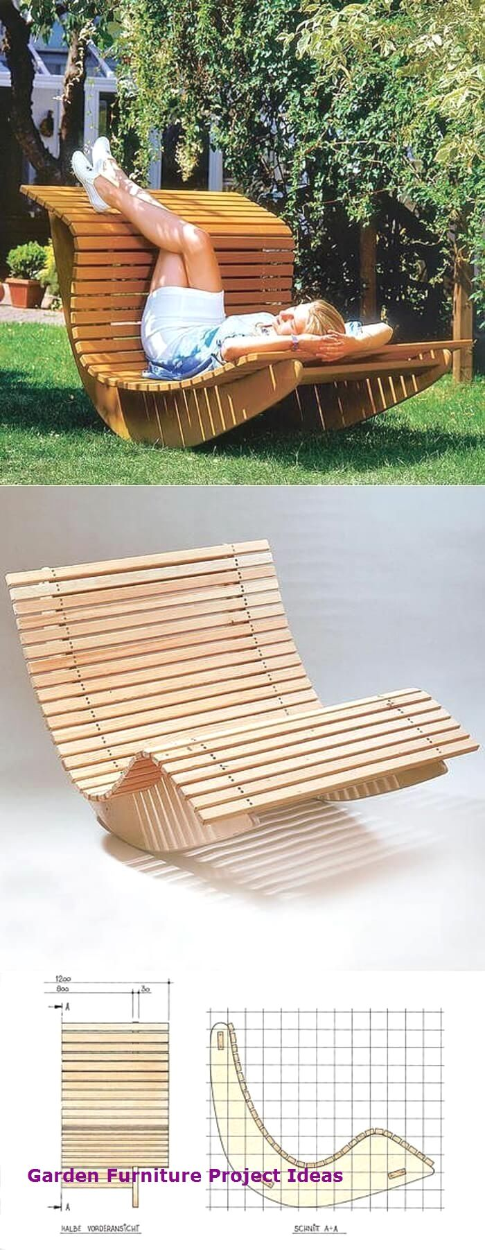 Photo of 15 Adorable Gardening Furniture Projects with Wood