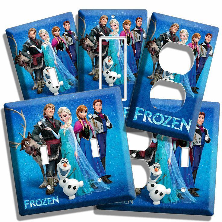 Disney Frozen Room Ideas   DISNEY FROZEN ANNA ELSA HANS ...