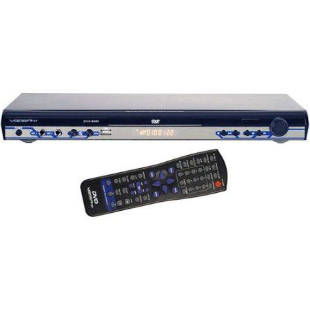 VocoPro DVX668K Multi Format Karaoke Player - Walmart.com