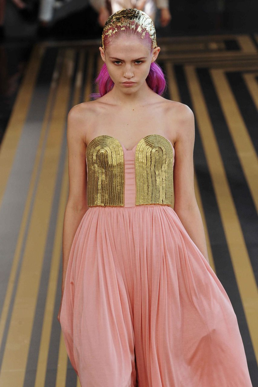 Charlotte Free at Topshop Unique | •❈•♕ Fashion - Pretty in Pink ...