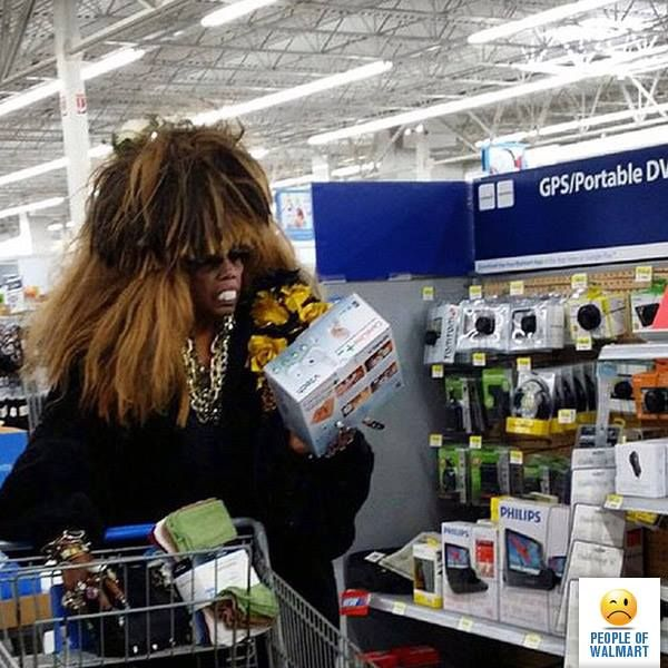 The kind of people you find at Walmart at 5AM