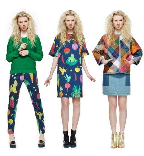 Gorman: Patterns and Prints - nzgirl   Fashion Inspo ...
