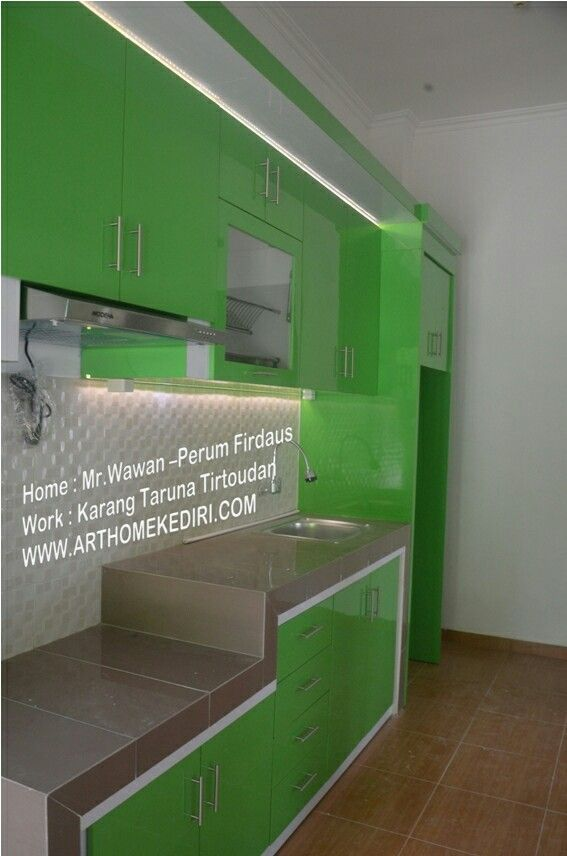 Tukang Mebel Interior Minimalis Murah Kediri Kitchen Set