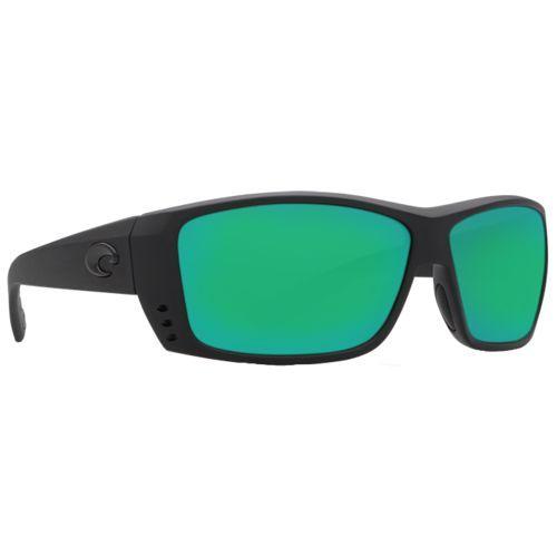 1e1189f9b17 Costa Del Mar Cat Cay Sunglasses Black Bright Green - Case Sunglasses at  Academy Sports