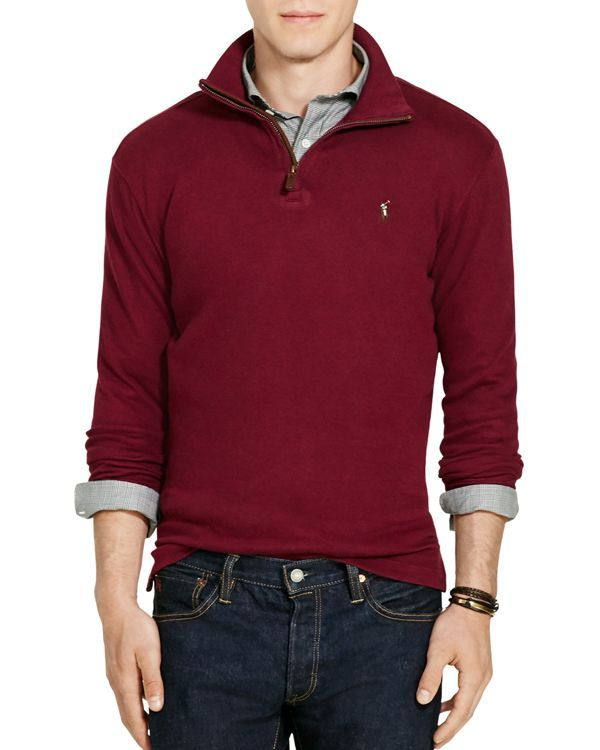 Polo Ralph Lauren Estate Rib Cotton Pullover Sweater | Products ...