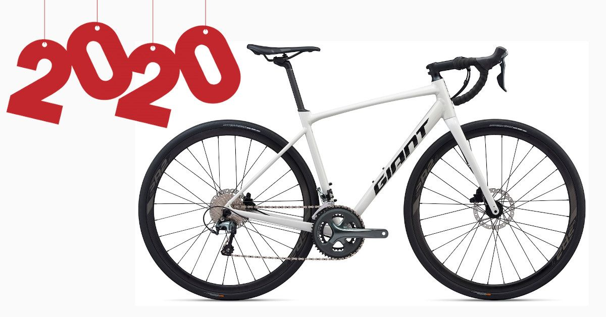 Giant Contend Ar 2 2020 This Endurance Bike Combines A Smooth