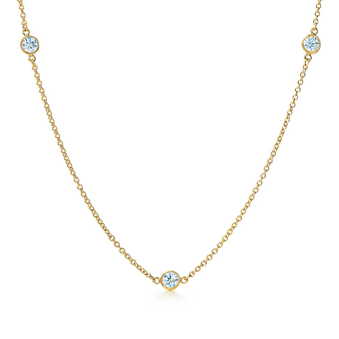 a46863e48 Elsa Peretti®:Diamonds by the Yard® Necklace Lauren these are perfect!
