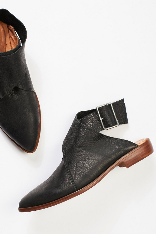 Leather Flats | ROOLEE