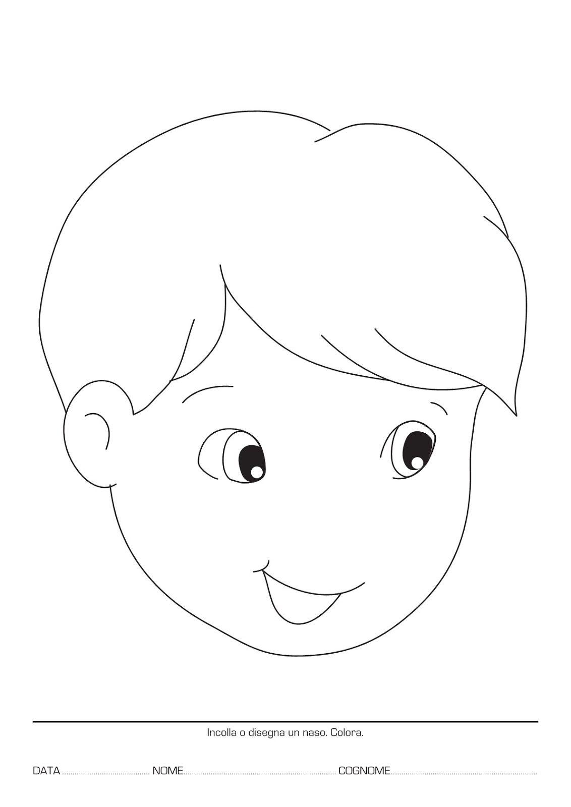 Risultati immagini per progetto schema corporeo scuola for Schema corporeo scuola infanzia maestra gemma