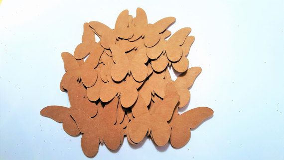 Hey, I found this really awesome Etsy listing at https://www.etsy.com/uk/listing/491835622/kraft-card-butterflies