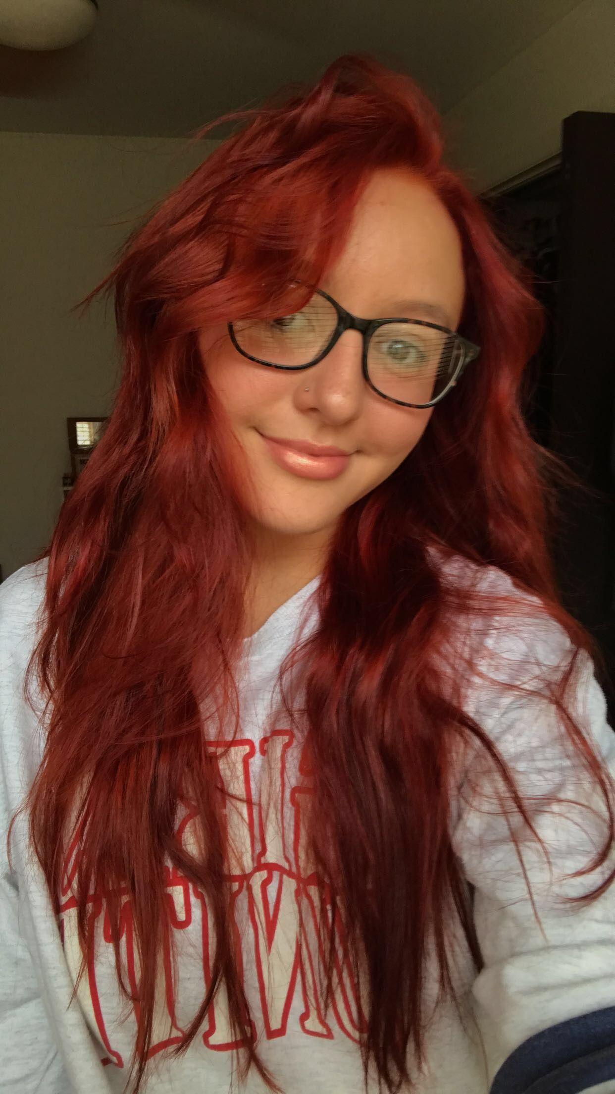 Arctic Fox Hair Dye Fox Hair Dye Red Orange Hair Arctic Fox Hair Dye