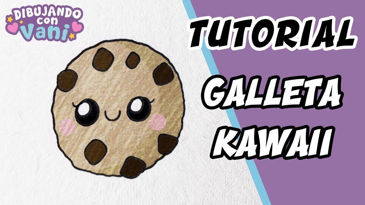 Como Dibujar Galleta Kawaii Dibujos Faciles Paso A Paso Draw