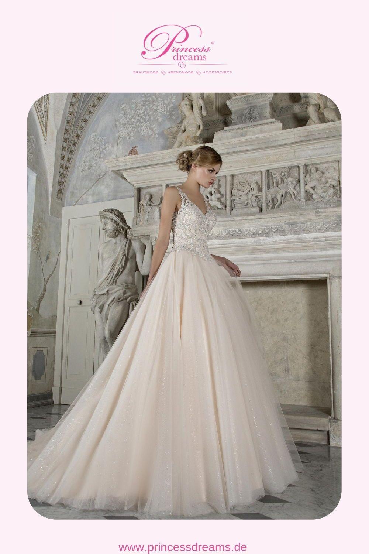Prinzessinnen Brautkleider Mit Viel Glitzer